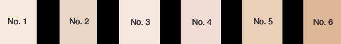 Jane Iredale Active Light Undereye Concealer Colors