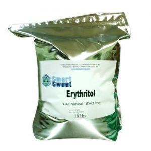 Smart Sweet Erythritol Granules All Natural, GMO Free 18 lbs