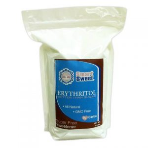 Smart Sweet Erythritol Granules All Natural – GMO Free 4.5 lbs