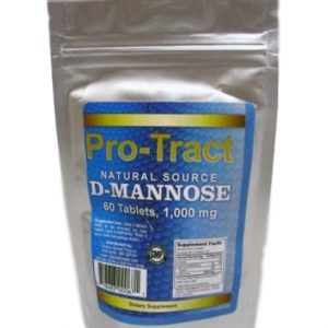 Pro-Tract D-Mannose 60 Tablets
