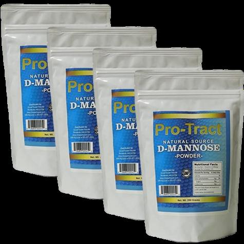 Pro-Tract D-Mannose Powder 1 Kilogram