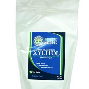Smart Sweet® Original Birch Xylitol Granules 4.5 lbs