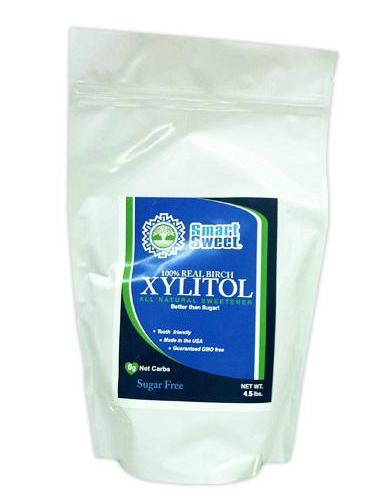 SmartSweet Xylitol 4.5 lb