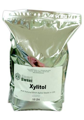 Xylitol 18 lb bag