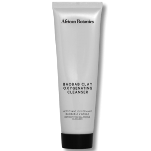 African Botanics Baobab Clay Oxygenating Cleanser