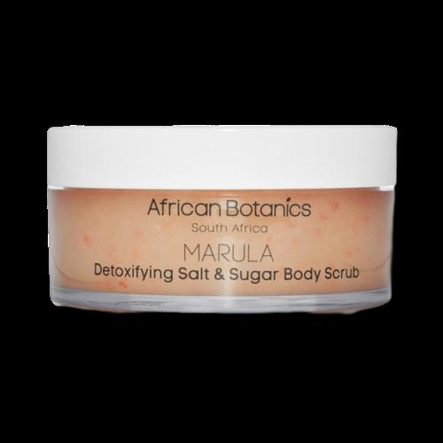 African Botanics Detoxifying Salt and Sugar Body Scrub