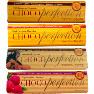 ChocoPerfection® Sugar-Free Chocolate – Single Bars