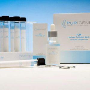 Purigenex Collagen Serum & Mask Kit
