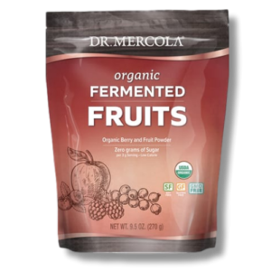 Dr Mercola Organic Fermented Fruit Powder