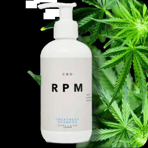 RPM CBD Treatment Shampoo