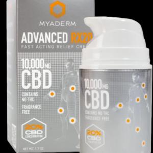 Advanced RX20 CBD Cream