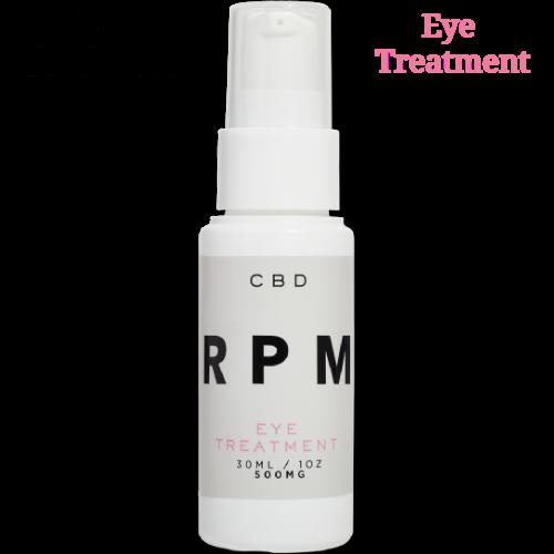 RPM CBD Eye Treatment