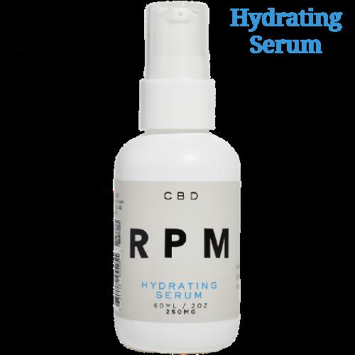 RPM CBD Hydrating Serum