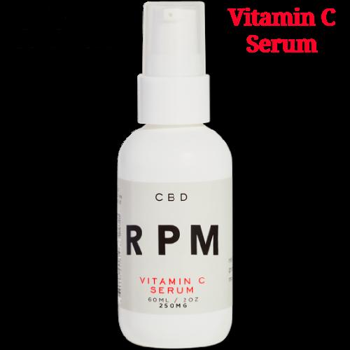 RPM CBD Vitamin C Serum