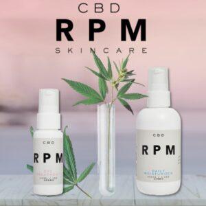 RPMCBD Skincare Line