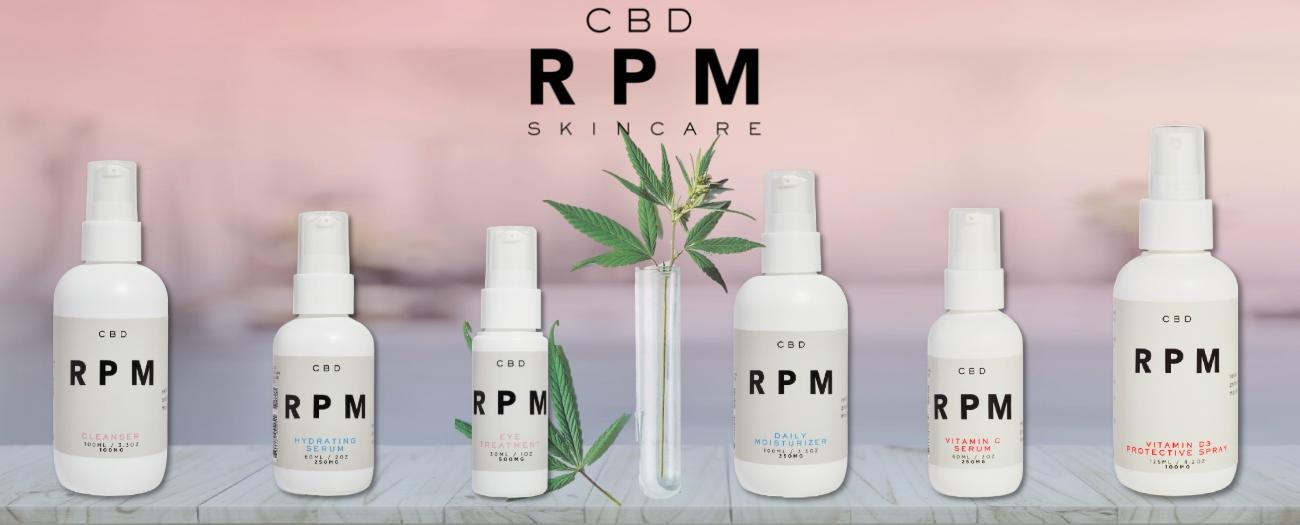 RPM CBD Skincare